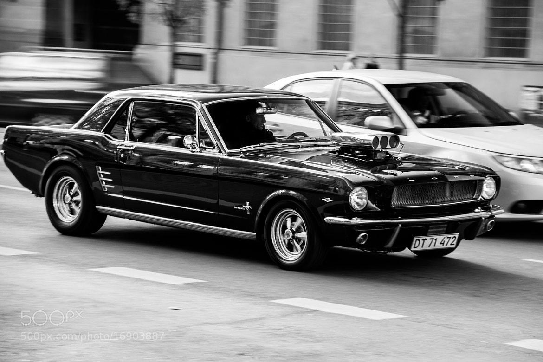 Photograph American muscle in Copenhagen by Lasse Hjort on 500px