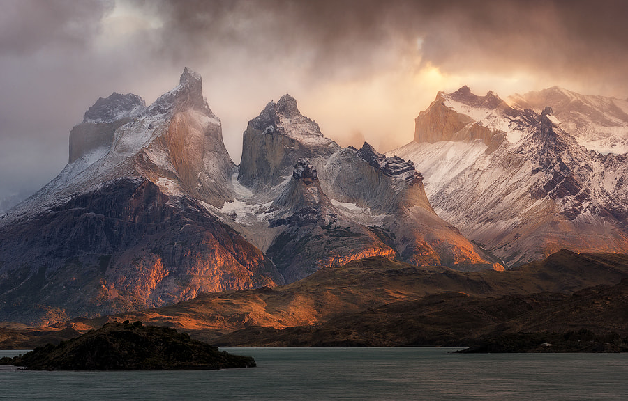 Los Cuernos by Trent Blomfield on 500px.com