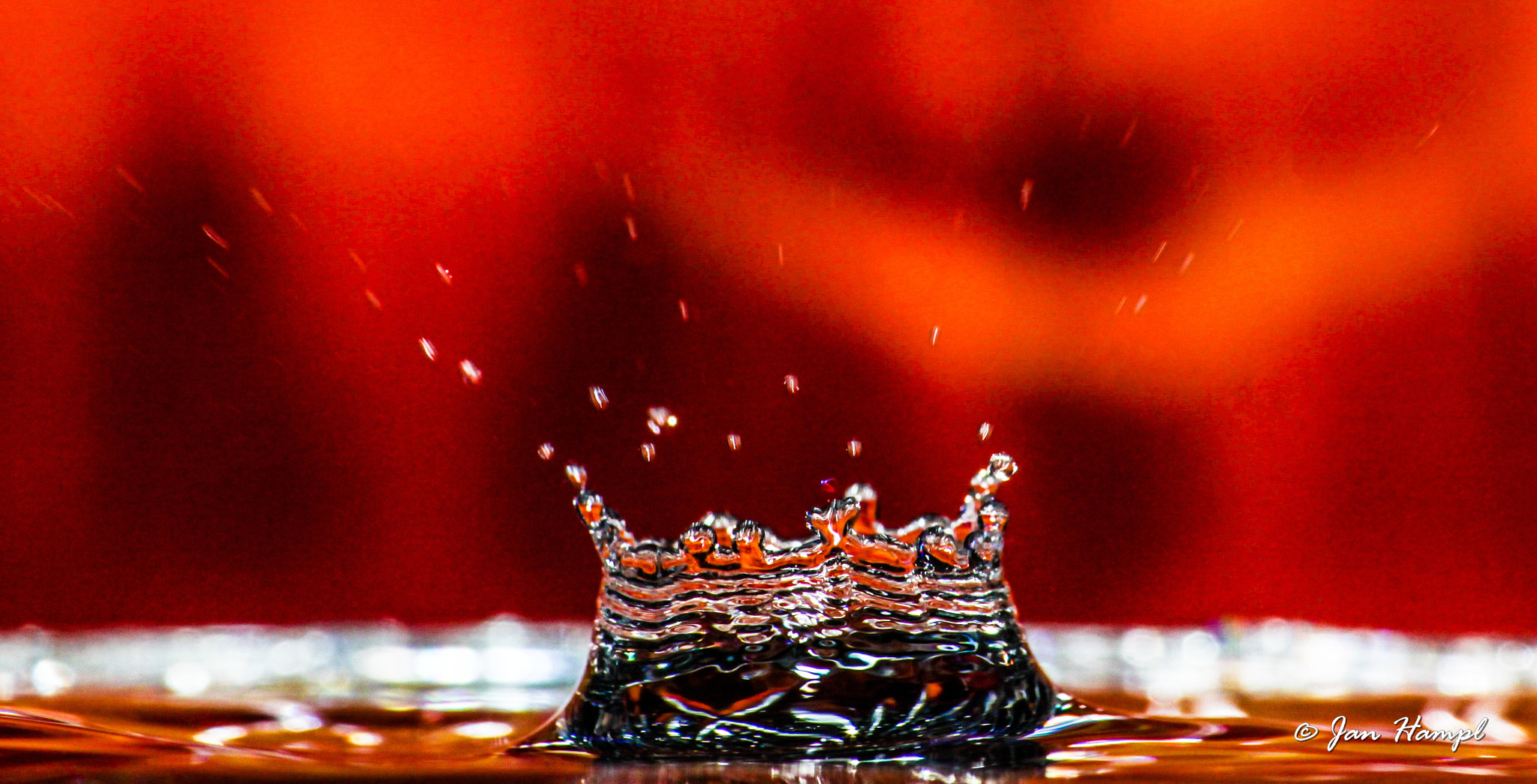 Photograph Water drop by Jan Hampl on 500px