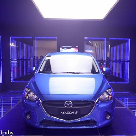mazda2 release at cairo , egypt