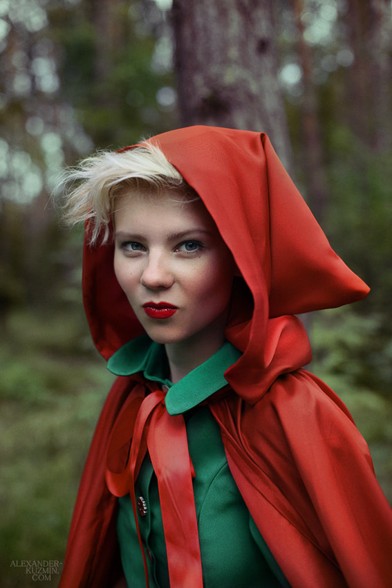 Photograph Red Riding Hood by Alexander Kuzmin on 500px