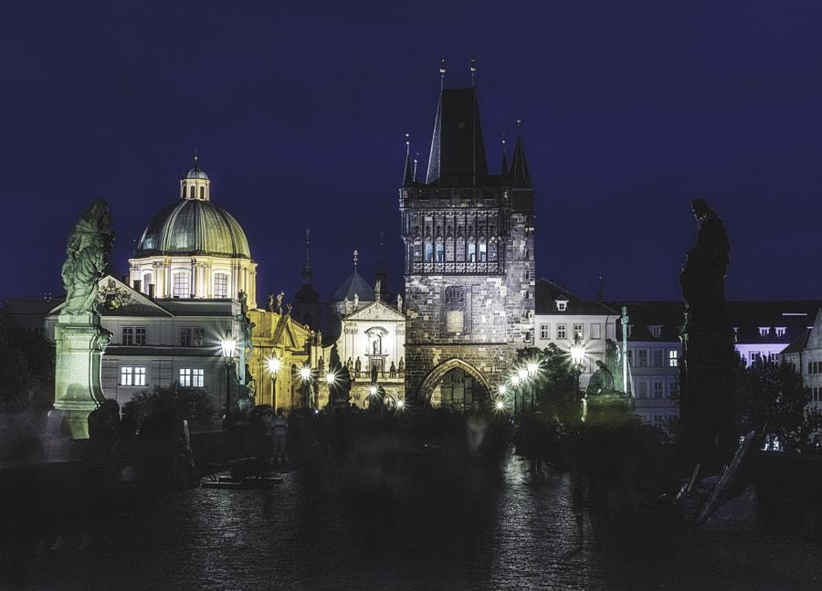 Prague at night I