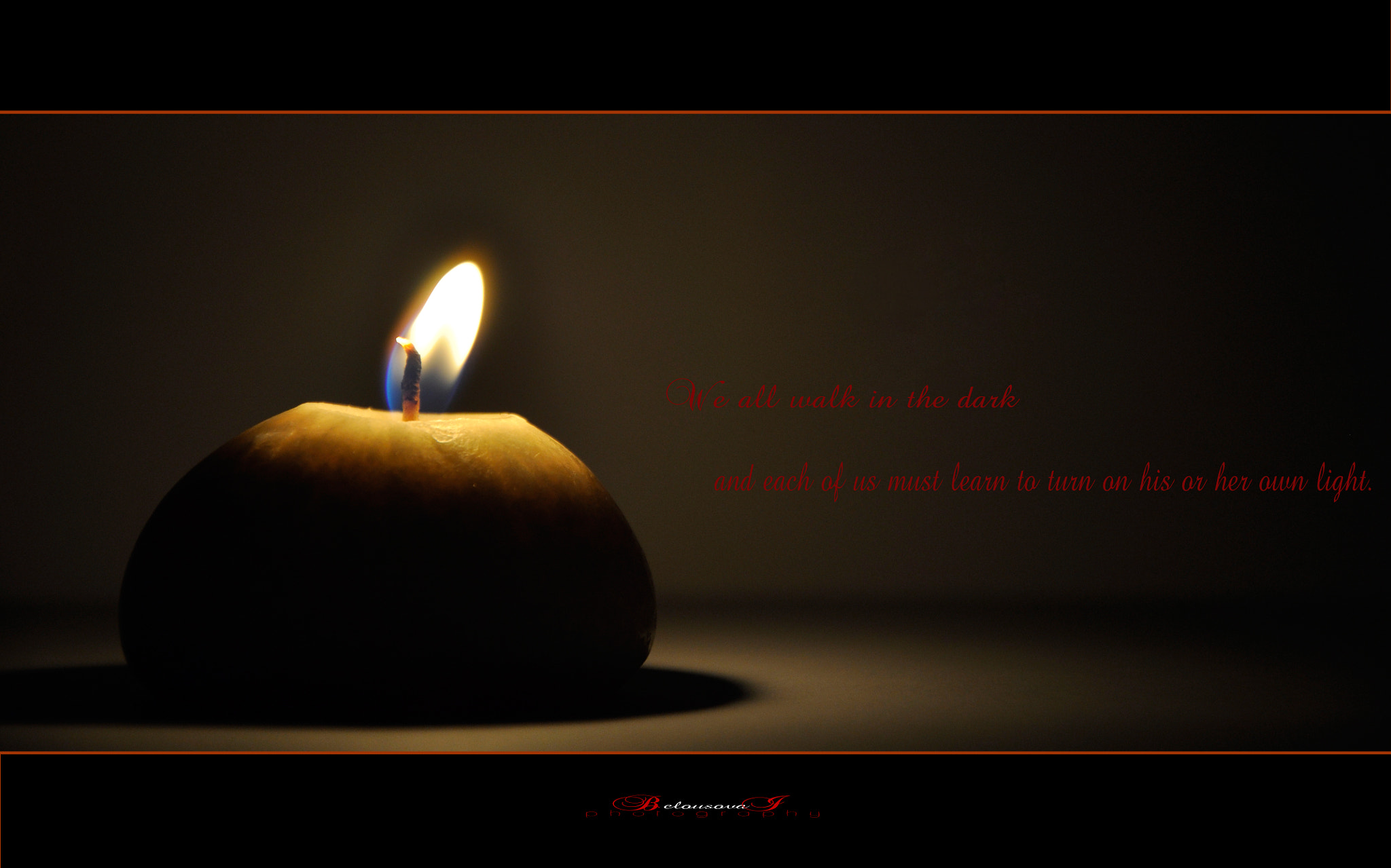 Photograph candle by Irina Belousova on 500px