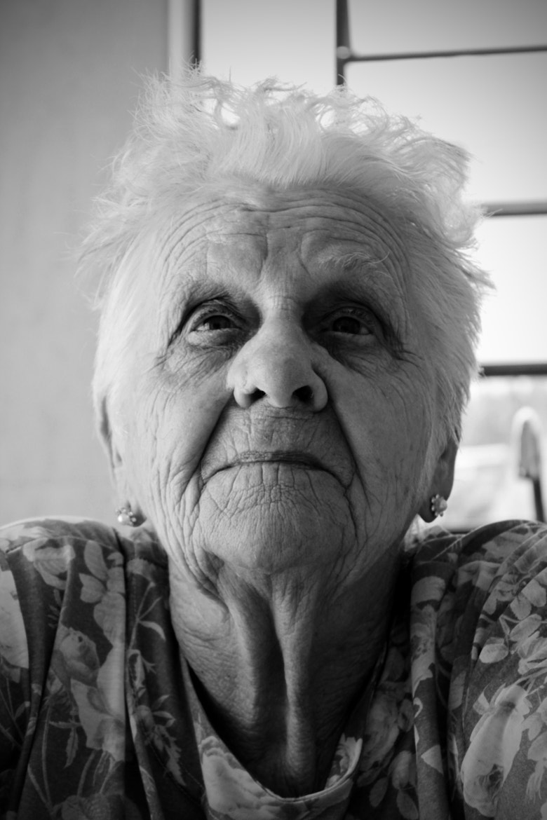 Photograph A Portrait of my Aunt by Juliano Calixto on 500px