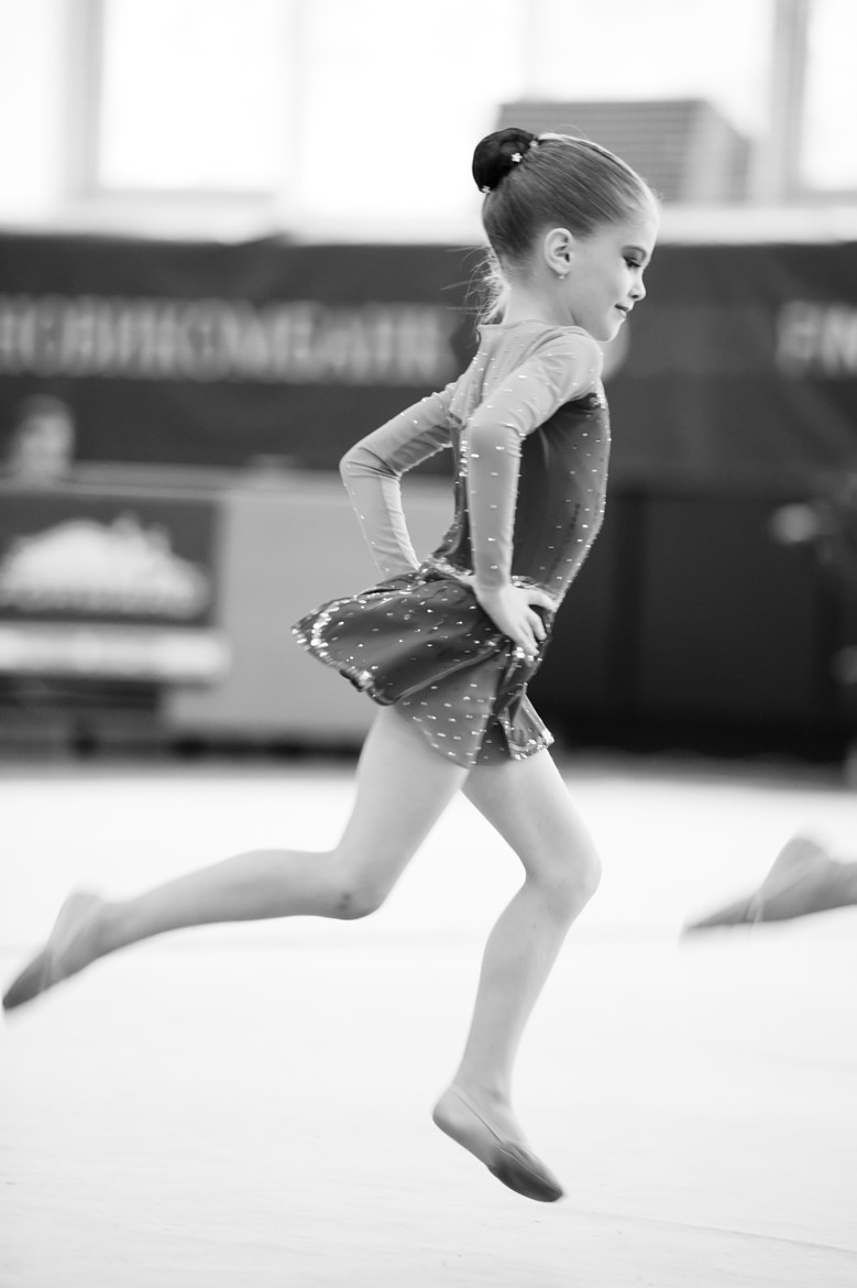 Photograph Little dancer by Anastasia Photo on 500px