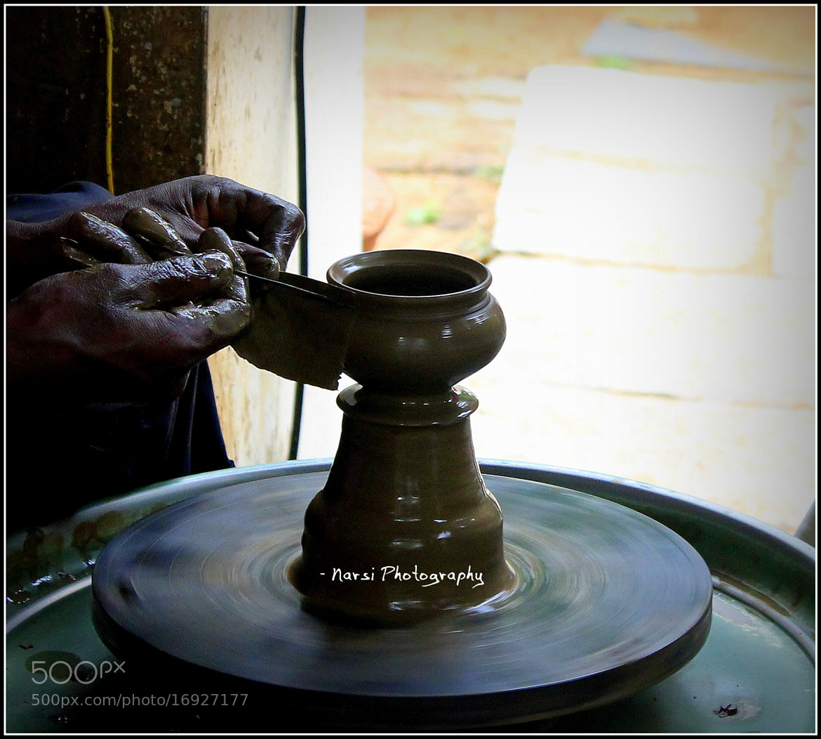 Photograph Potter and the Clay !!! by Narasimhan N on 500px