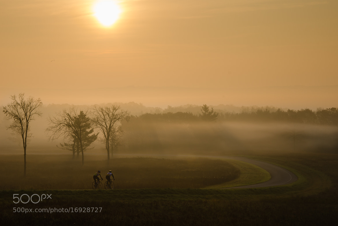 Photograph Nice Morning for a Bike Ride by Stephen Puliafico on 500px