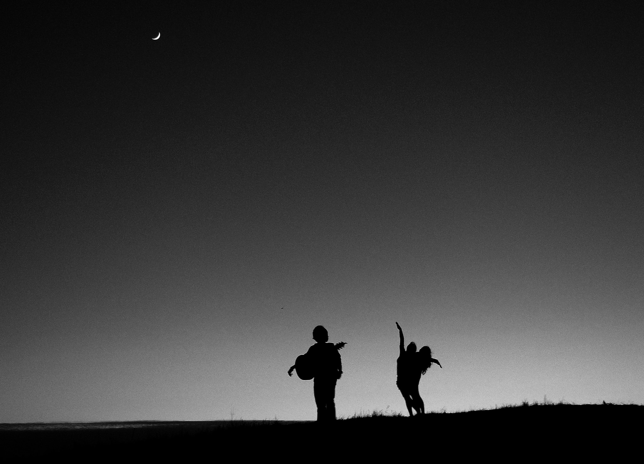 Photograph Moon Light Shadows by Conner Robbins on 500px