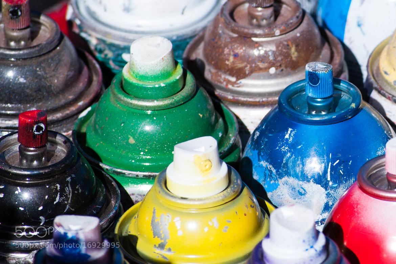 Photograph Splash of color by Eric Halvorson on 500px