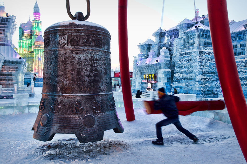 Photograph For Whom the Bell Tolls by Kevin Leitch on 500px