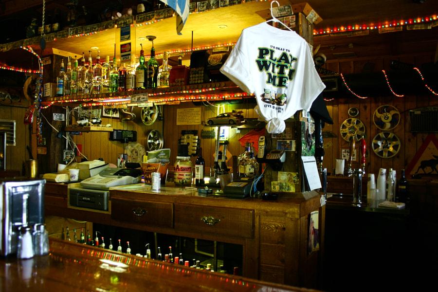 Traditional bar Utah