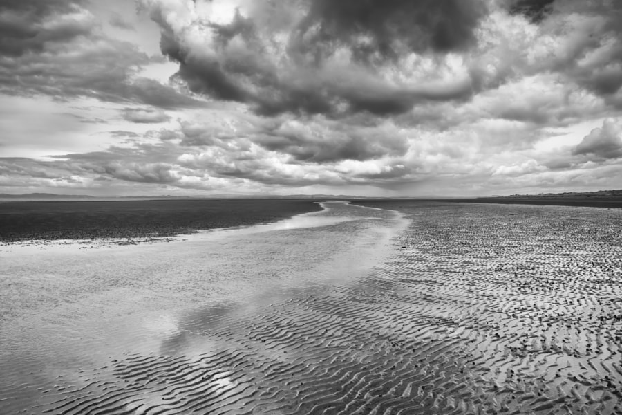 Allonby seascape