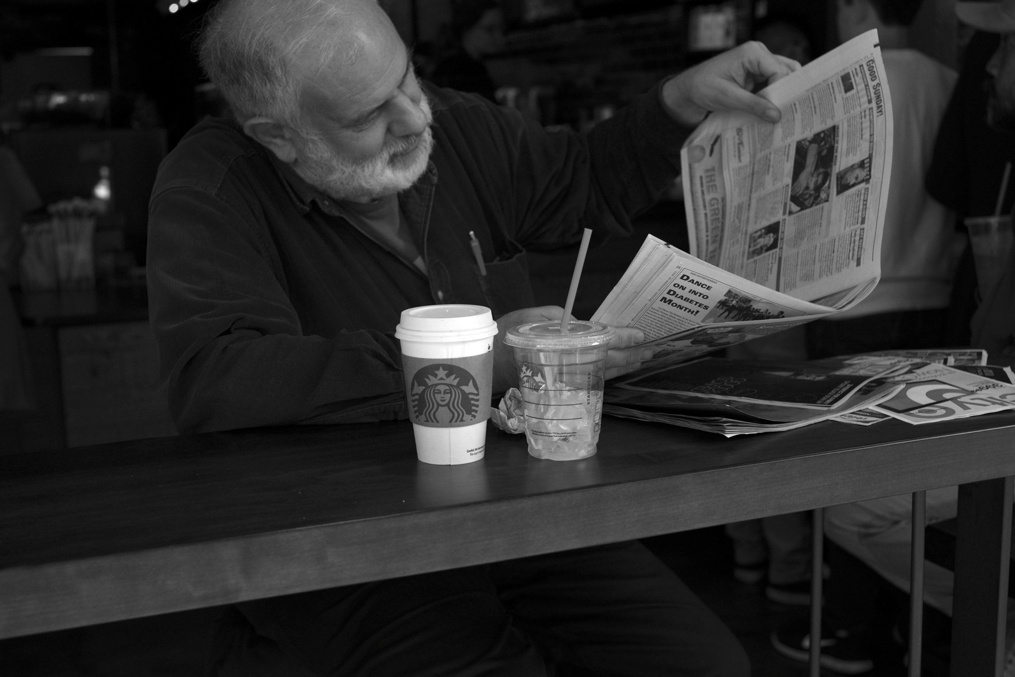 Photograph I read the news today..oh boy by Stephen TheGecko on 500px