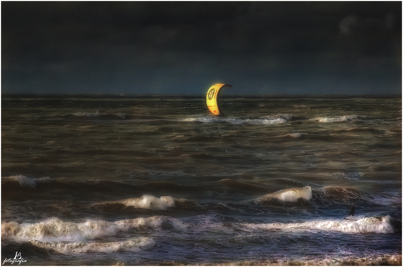 Photograph In wings of the wind by Manuel Lancha on 500px