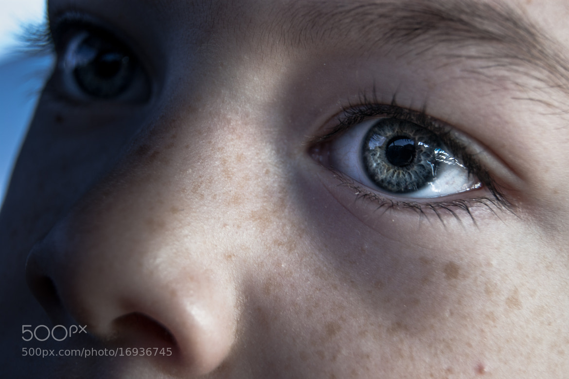 Photograph The Look by Faby Molina on 500px