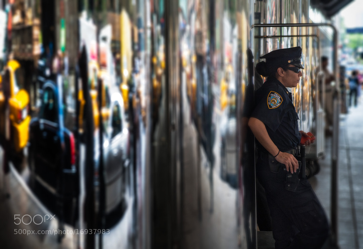 Photograph NYPD by Mark Galer on 500px
