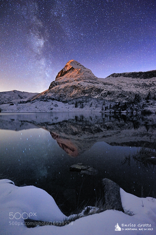 Photograph Night Dream   Dolomites by Enrico Grotto on 500px