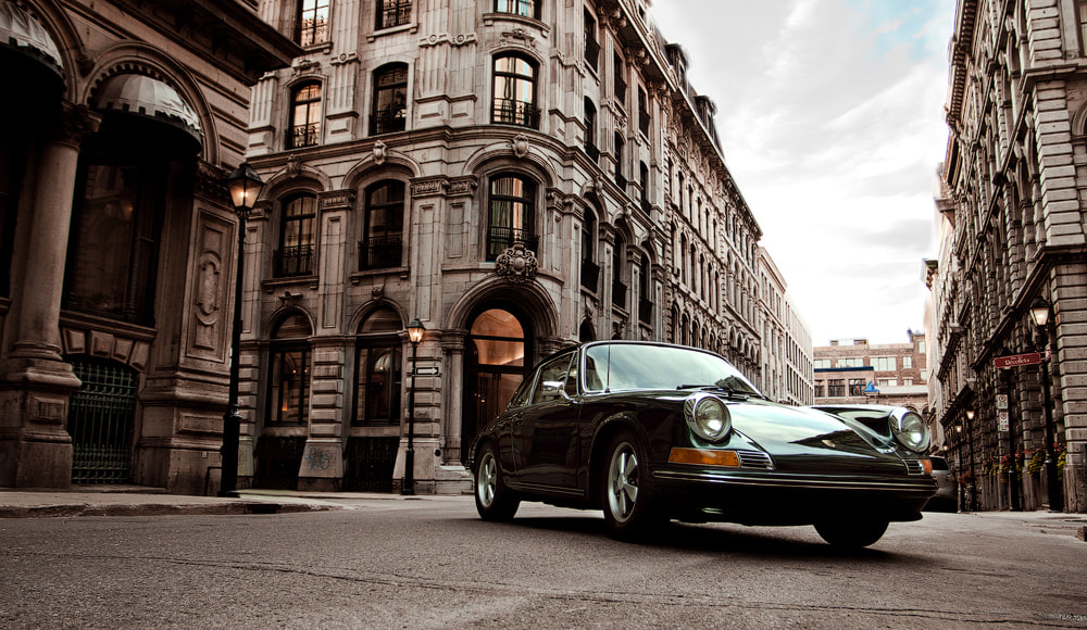 Photograph Porsche 912 by Alexei Gusan on 500px