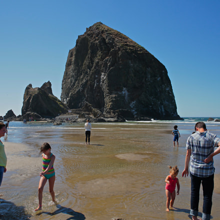 Cannon Beach, Canon EOS 5D MARK III, Sigma 24-70mm f/2.8 IF EX DG HSM