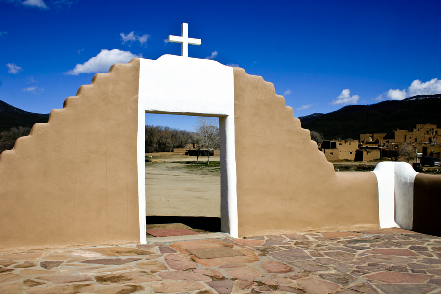 Taos Church
