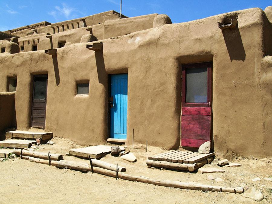 Taos house