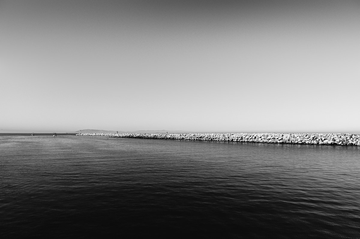 Photograph Minimalist Pier by Andrei I. Gere on 500px