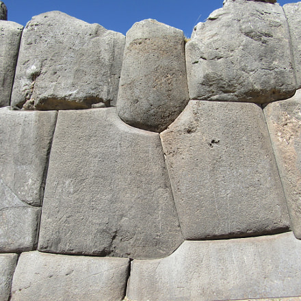 Sturdy Inca walls in, Canon POWERSHOT SX420 IS