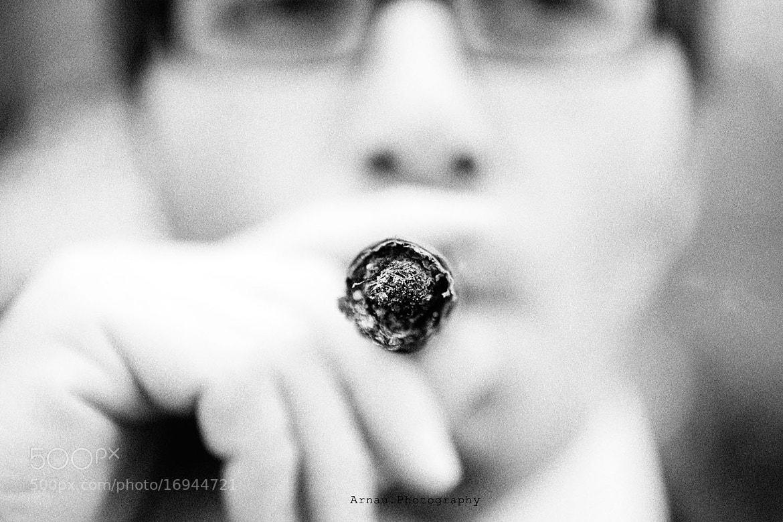 Photograph Smoking time by Arnau Dubois on 500px
