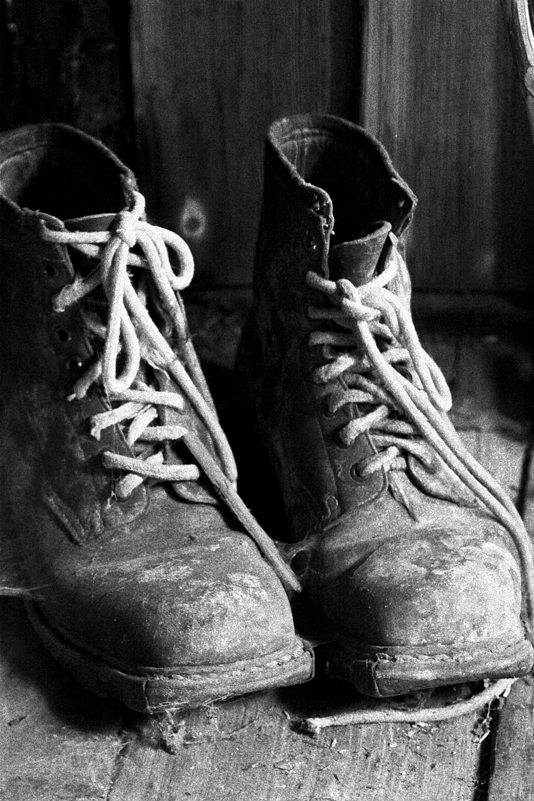 Photograph Old boots by Alan McIntosh on 500px