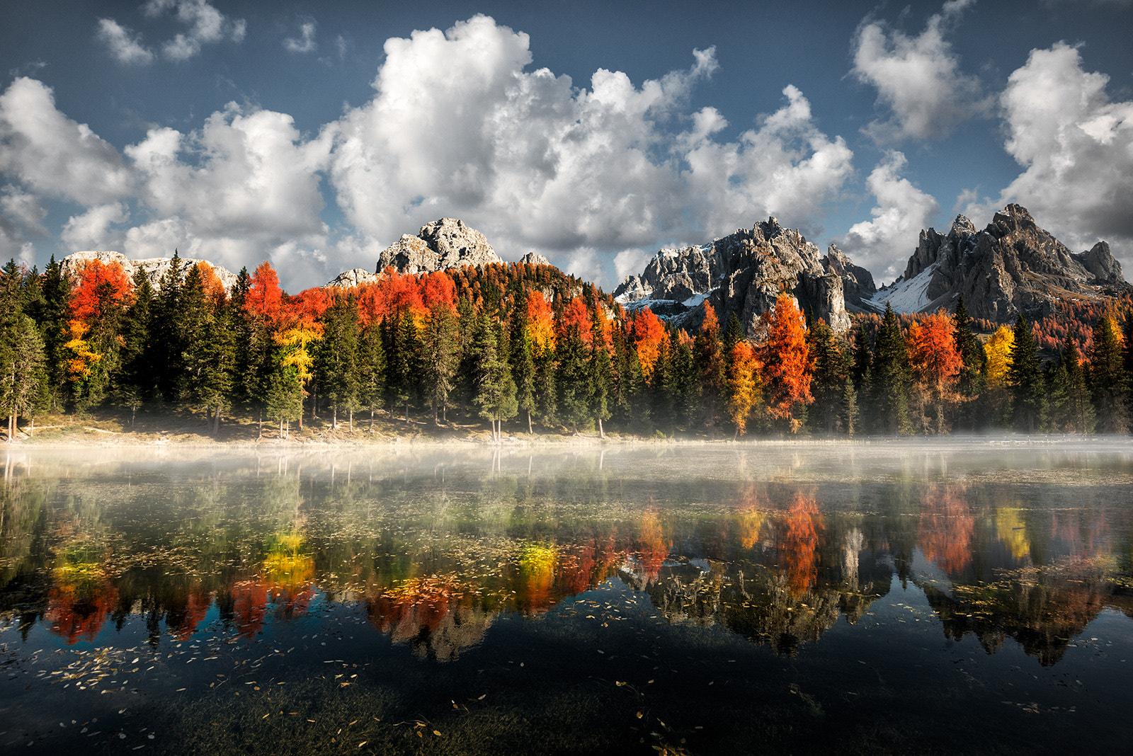 Photograph Misurina Antorno lake, Dolomiti by Marco Carmassi on 500px