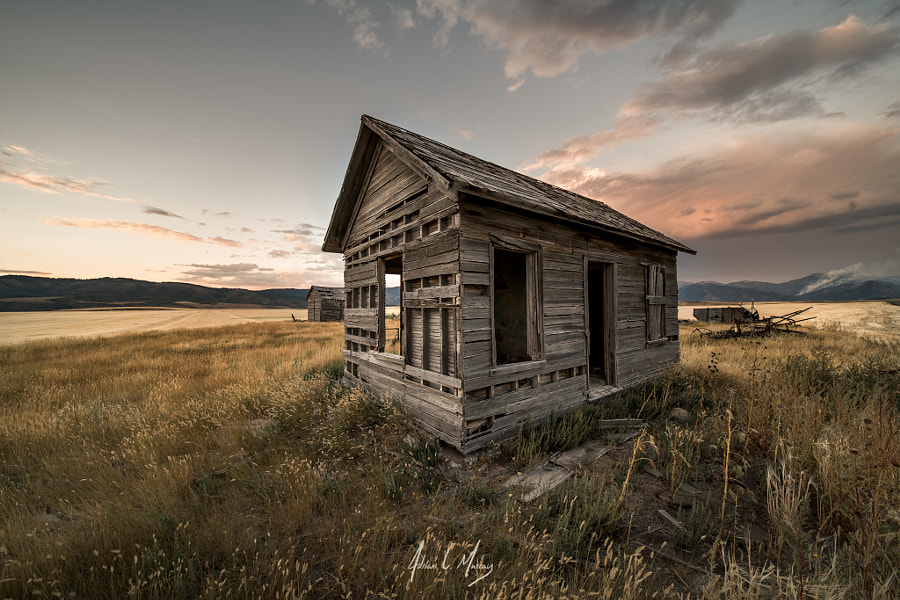 Broken Home by Adrian C. Murray on 500px.com