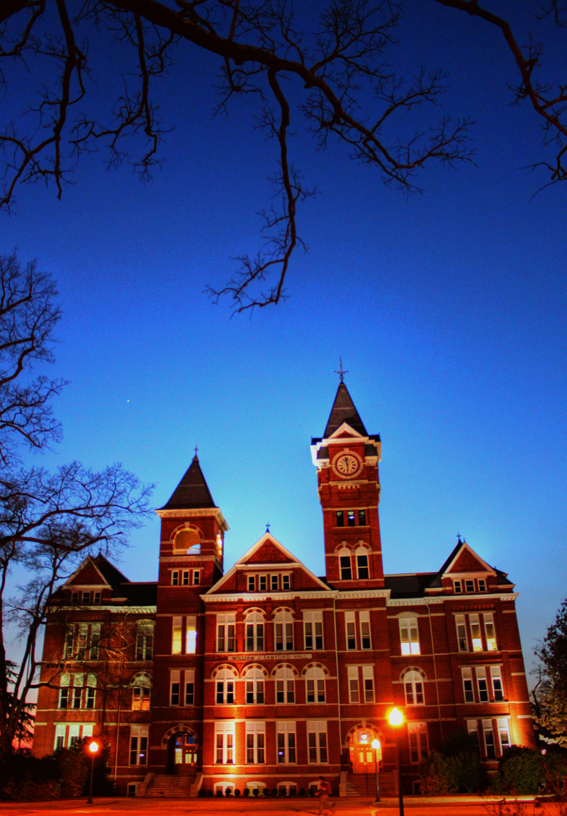 Photograph Samford Hall by Kevin Kretschmar on 500px
