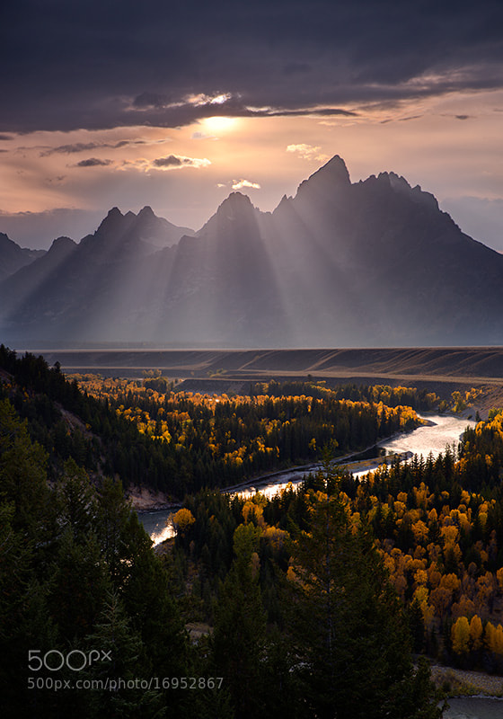 Photograph The Snake River by Ian Plant on 500px