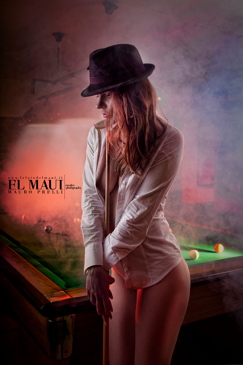 Photograph Billiard is a Sexy Game   Workshop in Arona by Mauro Prelli on 500px