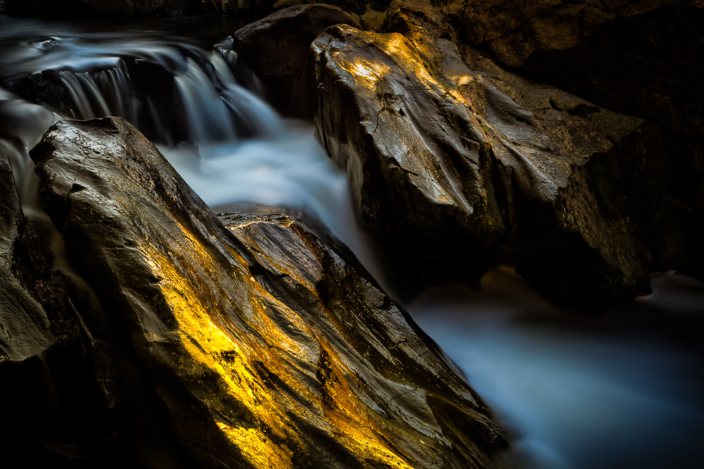 Photograph Rock'n'Gold by Mario Cliche on 500px