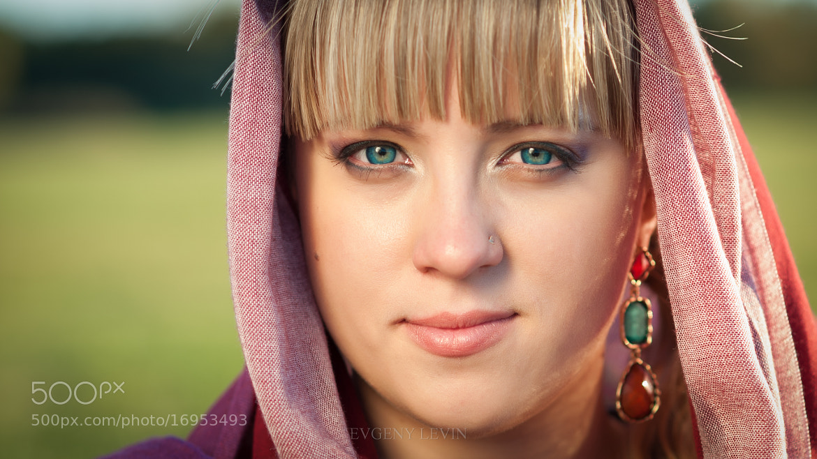 Photograph Maria by Evgeny Levin on 500px