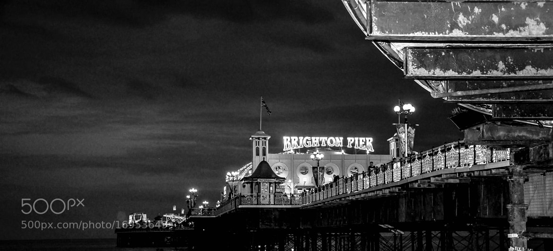 Photograph Under The Boardwalk by julian john on 500px