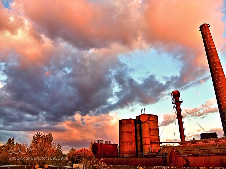 Photograph Alte Produktionsstätten by editha sieben on 500px