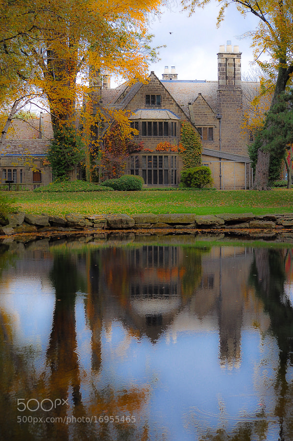 Little Josephine Ford, Edsel and Eleanor's little girl, was enchanted with fairy tales and her servants helped perpetuate that for her. Here's the Ford Mansion in a way that she might have recalled it from her childhood.