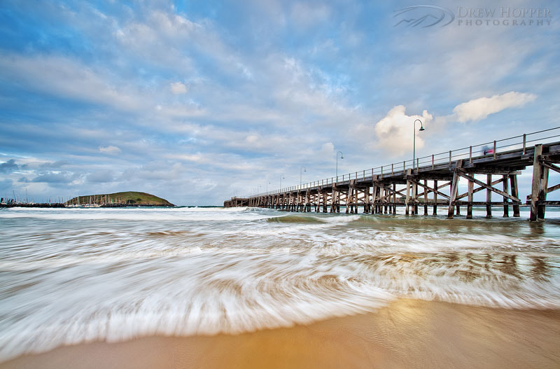 Photograph The Jetty Foreshore by Drew Hopper on 500px