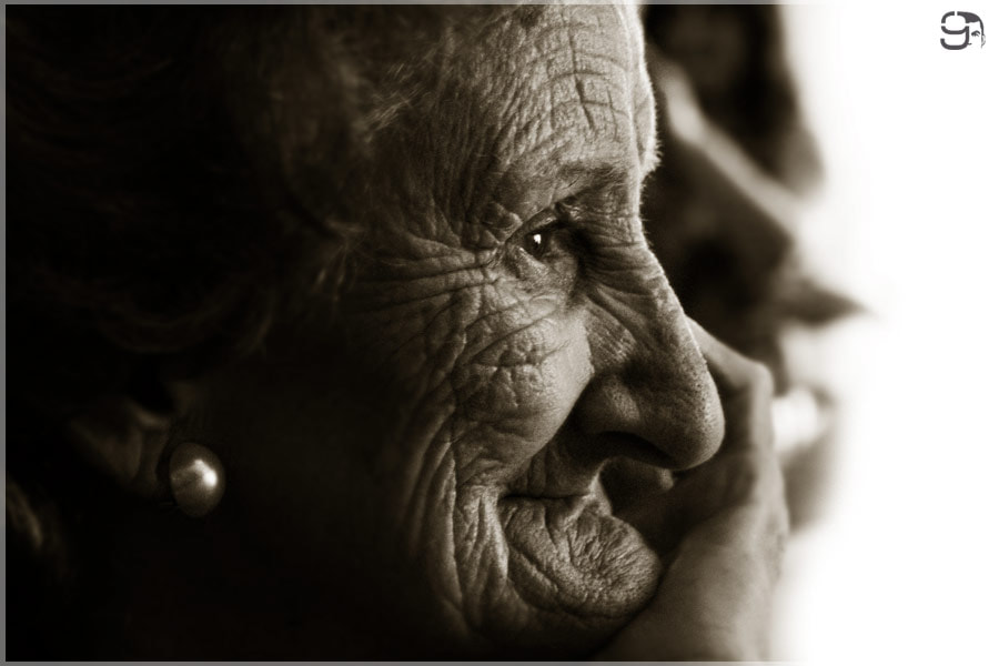 Photograph Grandmother by Nacho González on 500px