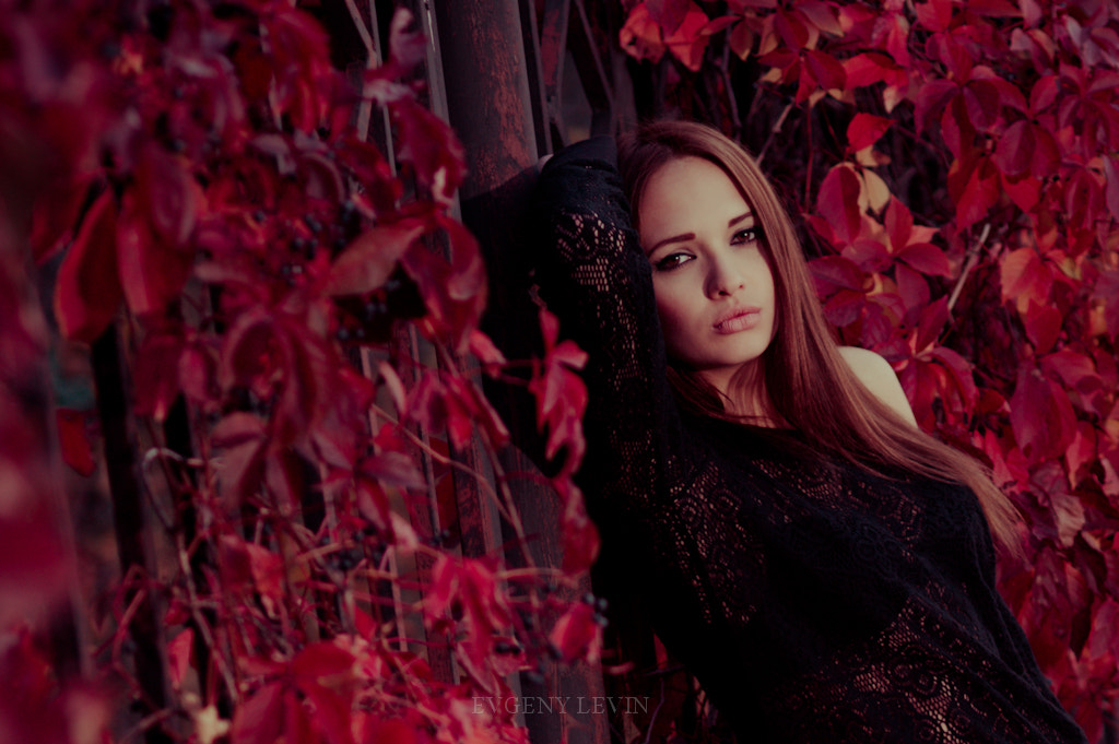 Photograph Alesya by Evgeny Levin on 500px