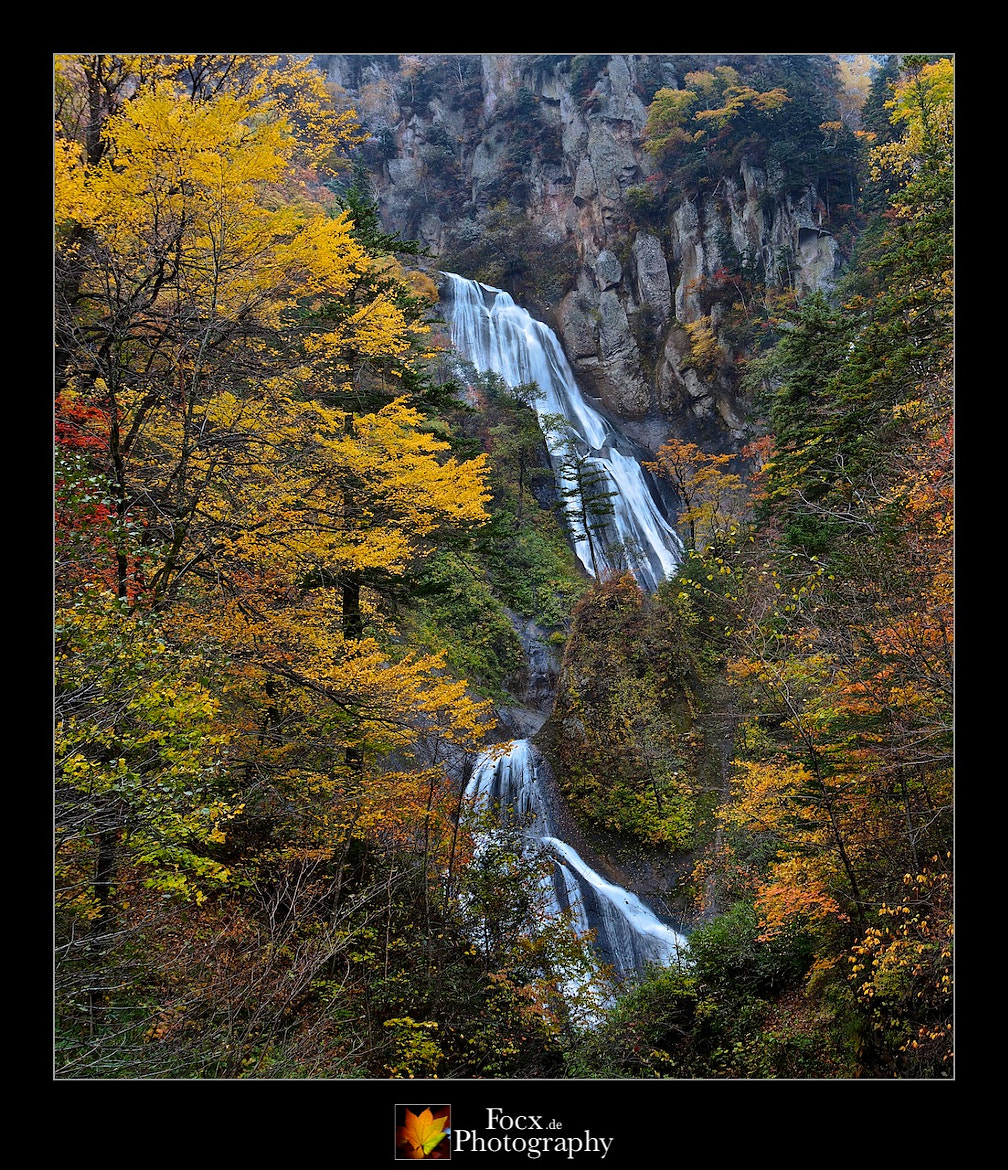 Photograph Hagoromo Waterfall Revisited by Christoph Rupprecht on 500px