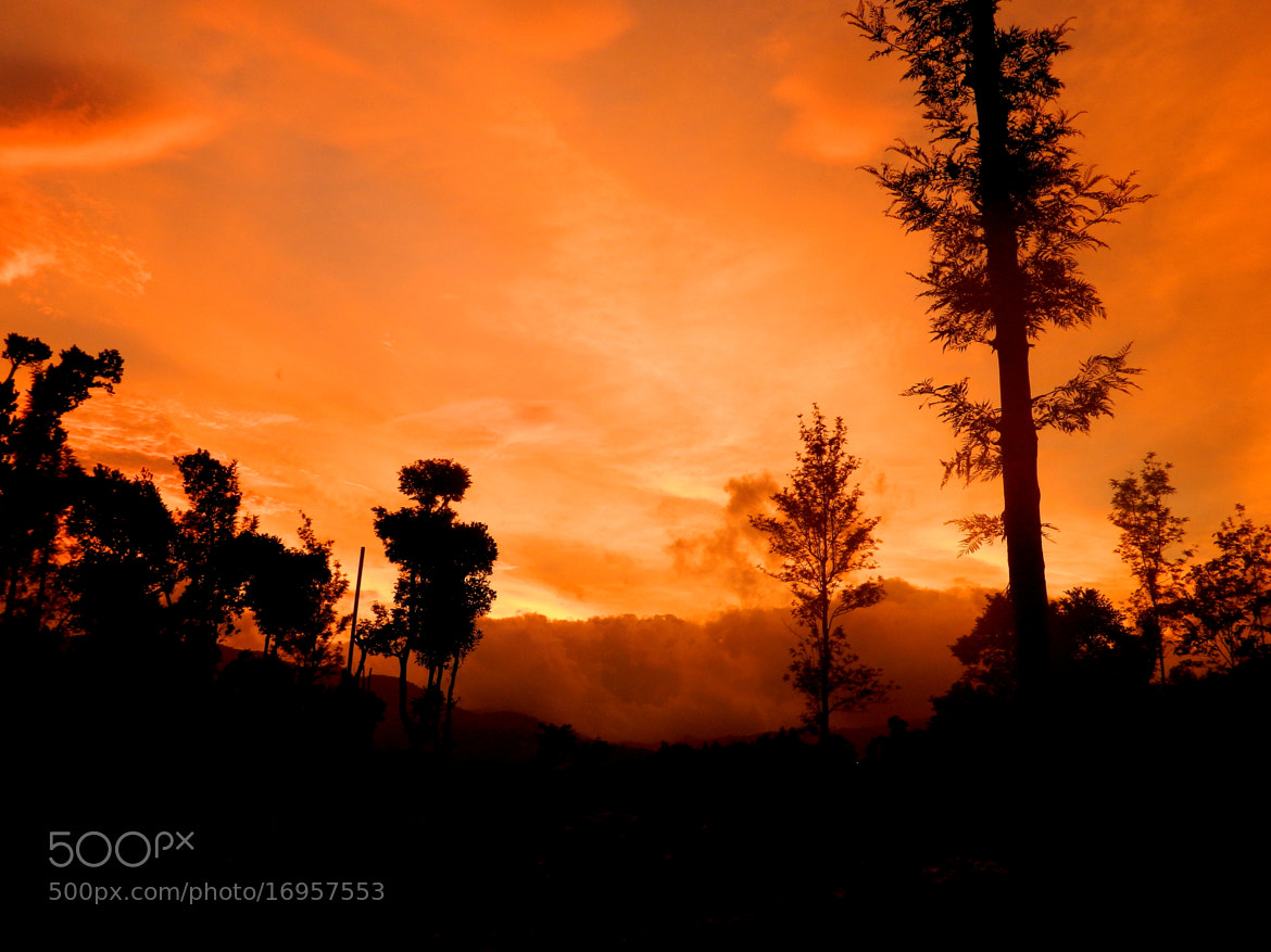 Photograph Wayanad Sunset by Gautam  Satheesh on 500px