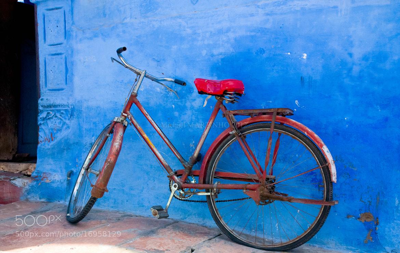 Photograph Resting bike by Michaël MARTINHO on 500px