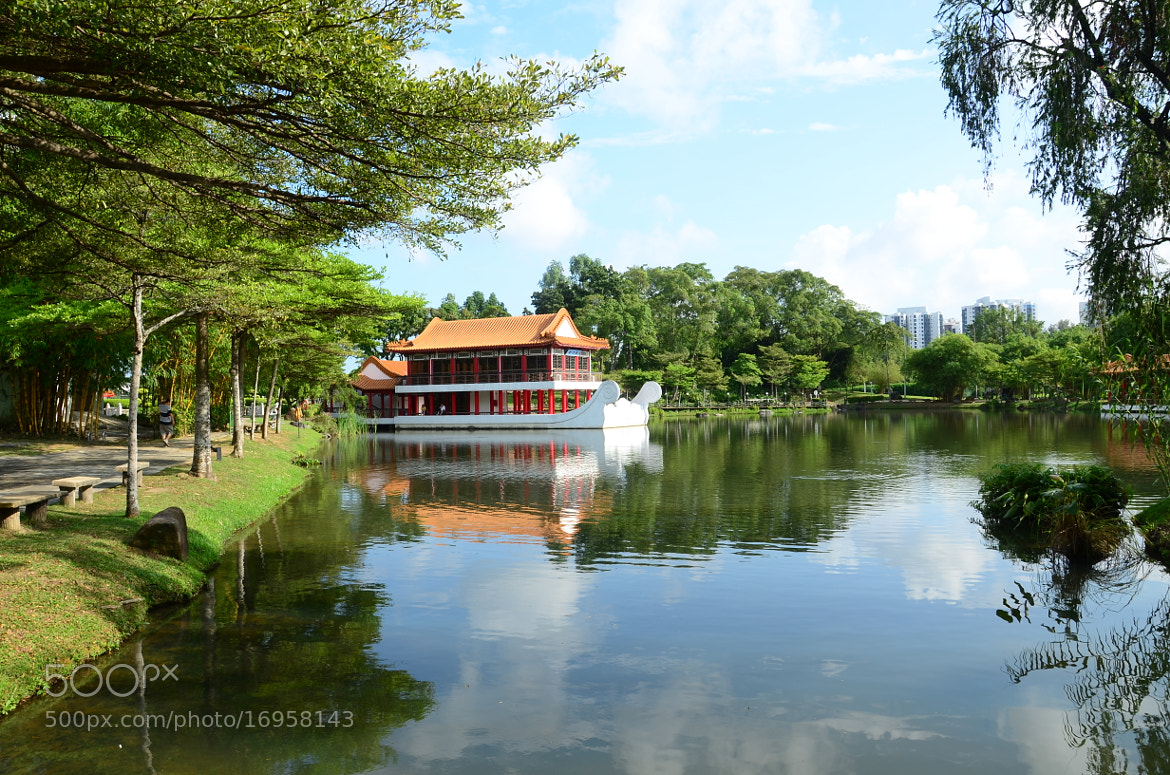Photograph Singapore Chinese Garden by Sivakumar Gopalakrishnan on 500px