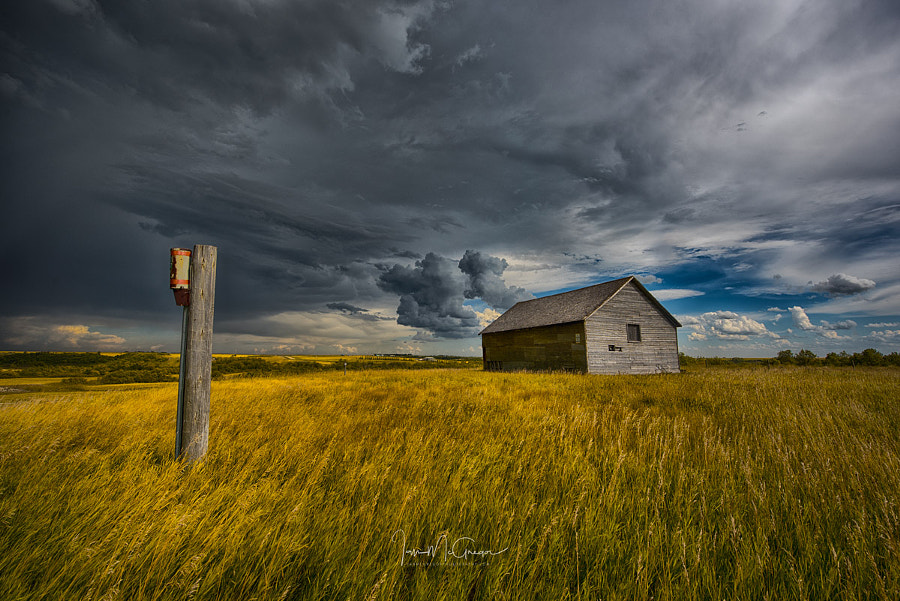 Approaching Storm by Ian McGregor on 500px.com