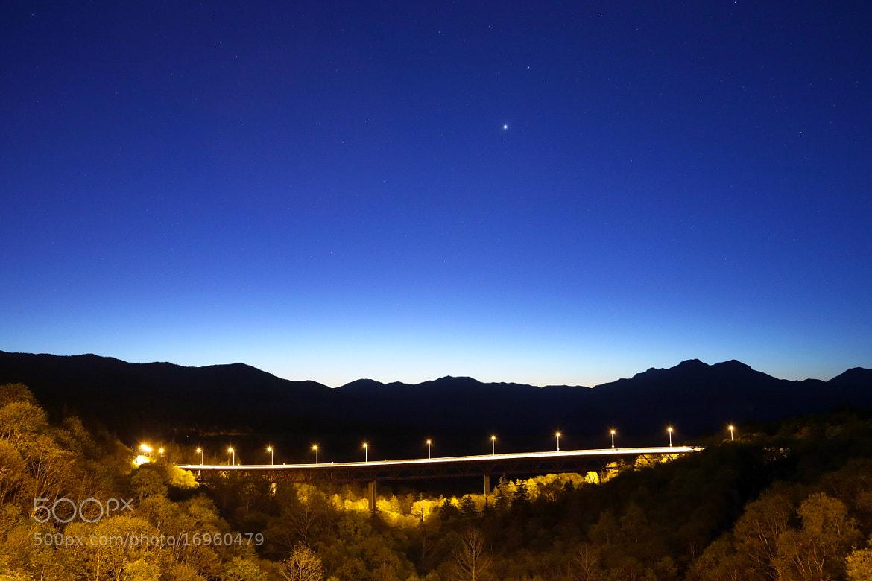 Photograph Astronomical twilight by hirosima munetaka on 500px