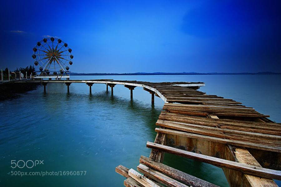 Photograph Ocarina Bridge by Danis Suma Wijaya on 500px