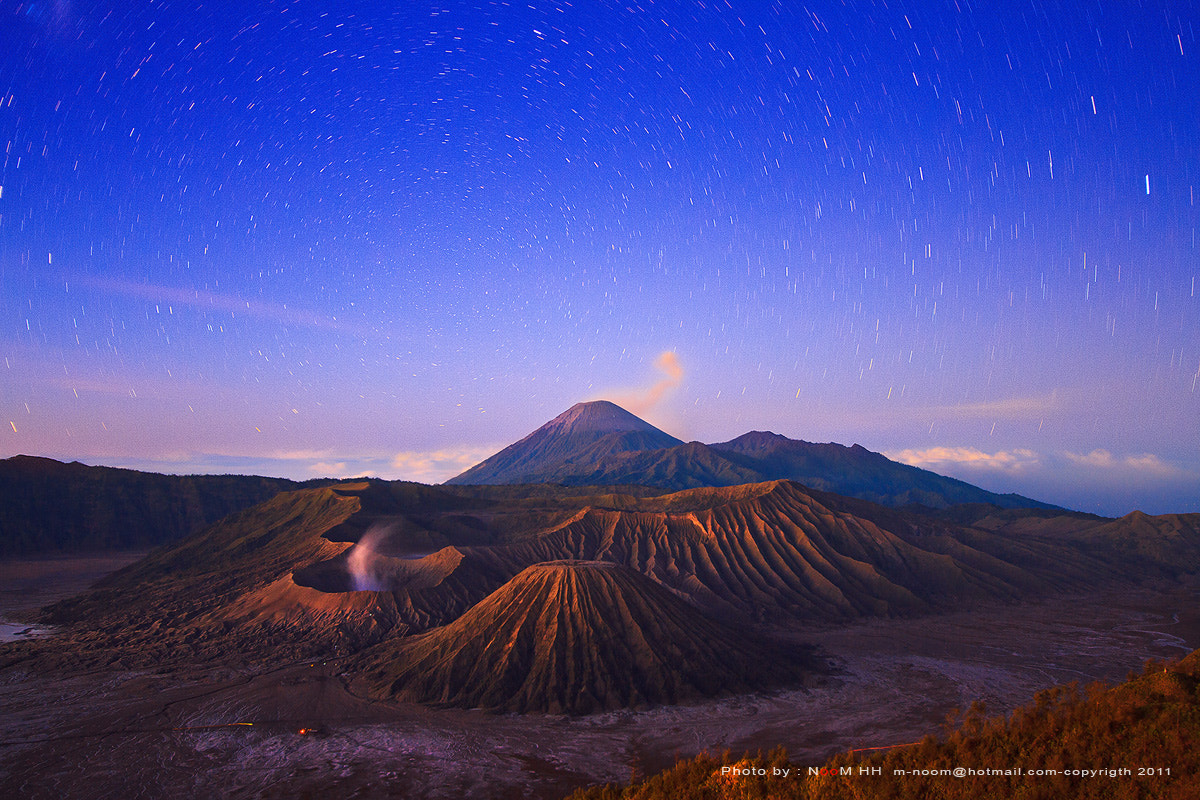 Photograph Moments of happiness@Bromo by noom  HH on 500px